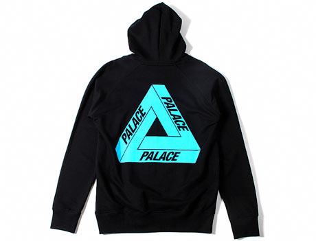 Palace skateboards hoodie