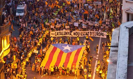 Catalonia independence day