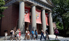 Harvard University in the United States