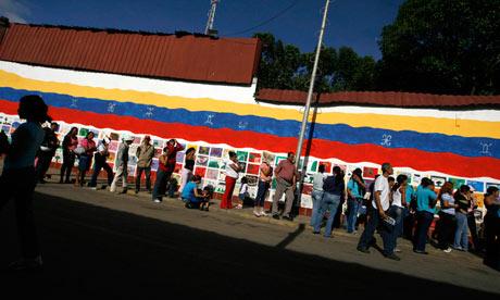 Venezuela Food Shortage 2015