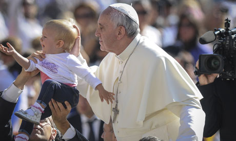 Timing viewed as attempt to assure Pro-lifers of Pope's commitment to the sanctity of life!  Pope Urges Catholic Doctors to Refuse Abortions