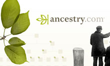 Ancestry.co.uk website