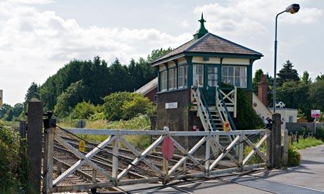 Plumpton Green villagers man the barricades to save railway gates | UK