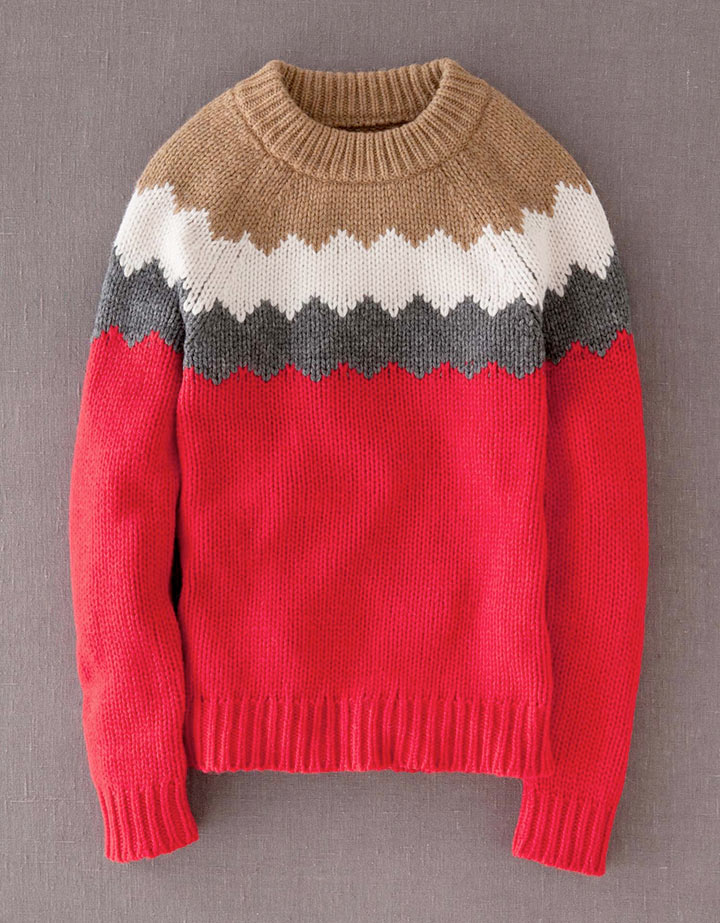 Knitting Pattern For The Killing Jumper : Sarah Lund-style knitted jumper: fashion buy of the day Fashion The Guardian