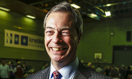 Nigel Farage 2013