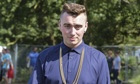 Sam Smith at Latitude Festival 2013