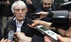 Bernie Ecclestone Steps Down From F1 Board Amidst Bribery Charges