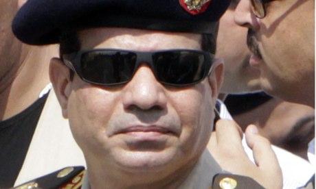 General Abdel Fatah al-Sisi
