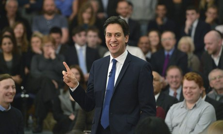 Ed Miliband has promised to reform the energy market if he wins the election.