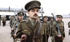 Rowan Atkinson in Blackadder Goes Forth