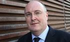 Alan Davey, chief executive of Arts Council England