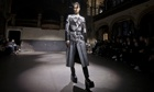 Alexander McQueen show during London Collections for Men