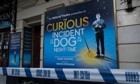 Apollo Theatre Roof Collapses In London