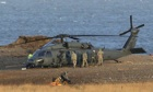 US air force helicopter crash