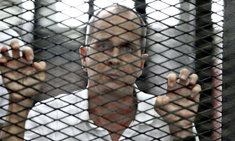Cairo court jails Al Jazeera journalists