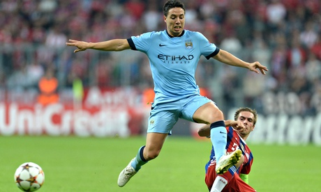 Manchester City players' future rests on Champions League – Samir Nasri