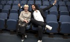 Russell Brand reading