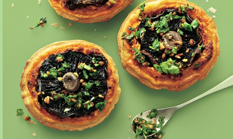 Shroom for manoeuvre: Yotam Ottolenghi's mushroom recipes for the festive season