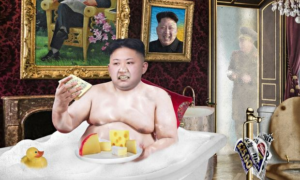 Kim Jong-un goes awol: a short story by Jesse Armstrong