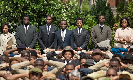 Selma review – handsome civil rights drama with topical resonance