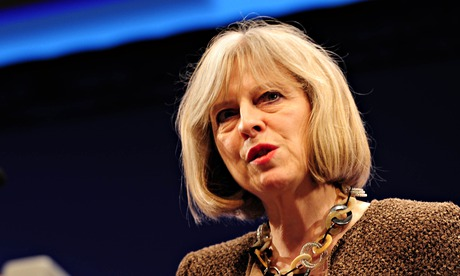 'If Theresa May gets her way, she will be able to deprive millions of citizenship, regardless of whether they have committed a crime.' Photograph: Ken Jack/Demotix/Corbis