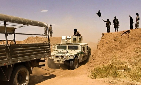 Isis breach of Iraq-Syria border merges two wars into one 'nightmarish reality'