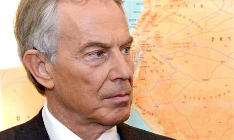 Tony Blair, Tel Aviv, Israel, 17 June 2014