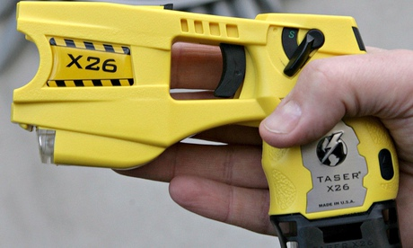 IPCC concern over police use of Tasers to gain compliance