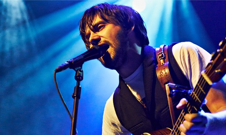 Conor Oberst at Koko in London, July 2014