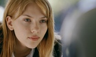 Scarlett Johansson as Charlotte in Lost in Translation