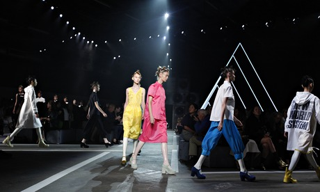 The Marc by Marc Jacobs Spring 2015 collection
