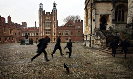 Eton College, London