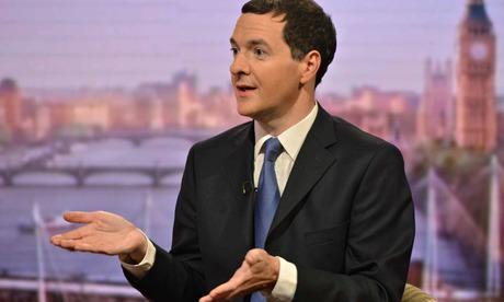 George Osborne on BBC1's Andrew Marr Show
