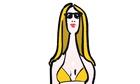 Hadley: beach body
