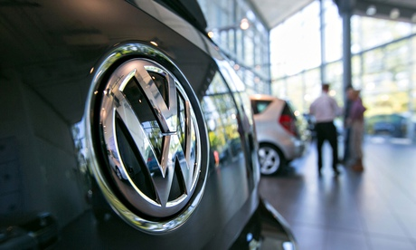 Hopeful buyers think Volkswagen's ocean of troubles might get them a showroom discount