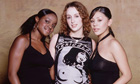 Sugababes portrait