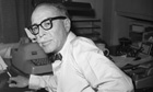 Dalton Trumbo pictured in 1959