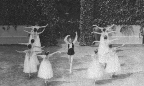 ballet russes video still