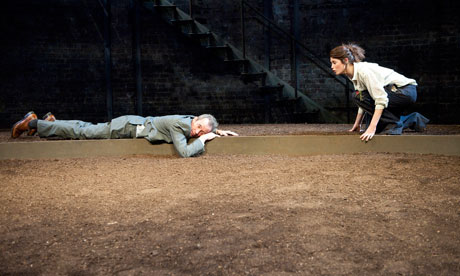 he Master Builder by Henry Ibsen at Almeida theatre