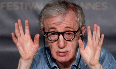 Woody Allen does Paris