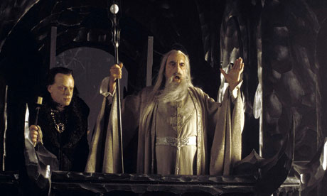 Brad Dourif in The Lord of the Rings: the Two Towers