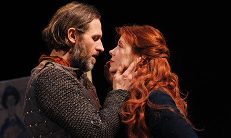Dunsinane at Hampstead theatre