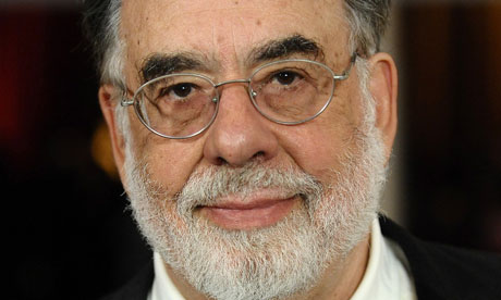 Francis Ford Coppola to bring horror film Twixt to Comic-Con | Film | The Guardian - Francis-Ford-Coppola-007