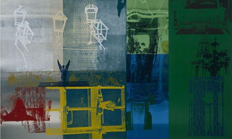Robert Rauschenberg's Cuban Mix (Mezcla Cubana)/ROCI Cuba, 1988