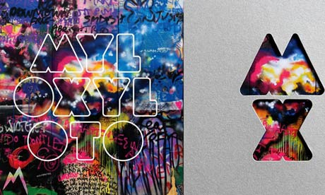 Coldplay's Mylo Xyloto