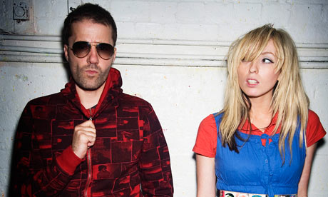 The Ting Tings Shake It Up