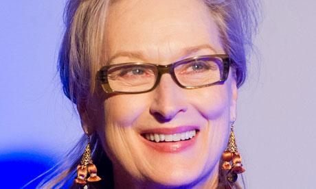 Meryl Streep Photograph: Michael Stewart/WireImage