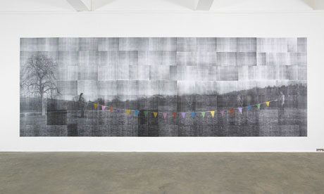 Amalia Pica, 2012, at the Chisenhale Gallery, London