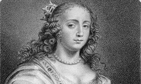 Margaret Lucas Cavendish