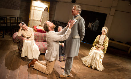 Uncle Vanya by Anton Chekhov at The Print Room